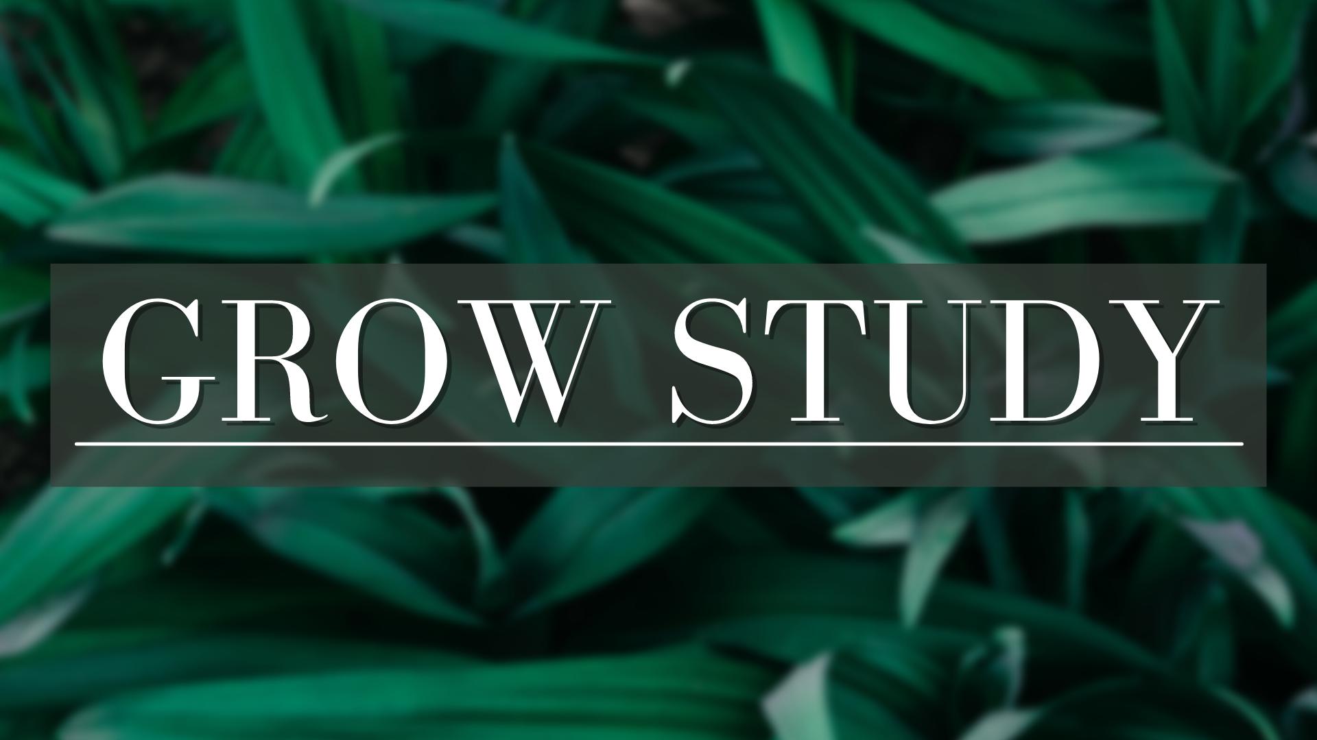 Grow-Study